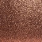 Copper Glitter Card Authentic Cardstock